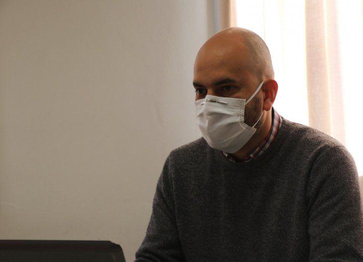 El impacto del Covid-19 sobre las personas que tienen patologías de base es mucho más impactante que en las personas sanas.Dr. Nicolás González