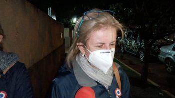 Beatriz Denis, hija del ex vicepresidente de la República Óscar Denis manifestó que el ciudadano venezolano Carlos Javier Villasmil, de 29 años, no les brindó mucha información sobre su padre.