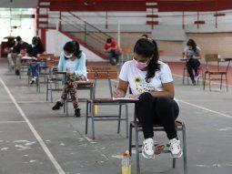 Federico Mora dijo que con el uso de los fondos sociales los estudiantes quedarían sin la posibilidad de acceder a becas para continuar con sus estudios universitarios.