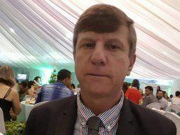 El presidente de la Asociación Rural del Paraguay de la Regional del Departamento de Canindeyú, Herberto Hahn, falleció este viernes en un accidente de tránsito.
