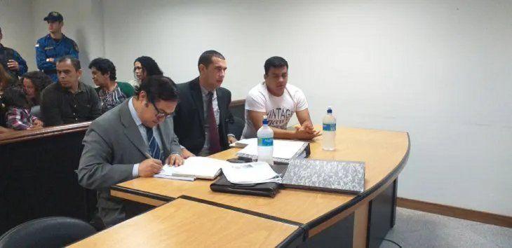 El nuevo juicio oral en el marco de la causa en la que fue procesado el agente policial Jorge Ramírez Bogarín