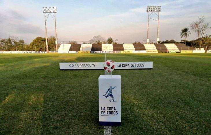 La Copa Paraguay