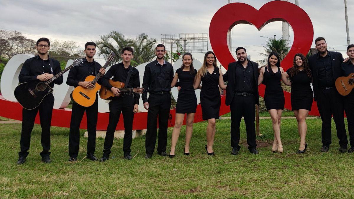 Orquesta de estudiantes de Medicina lanza audiovisual