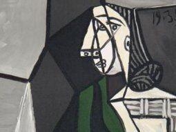 El retrato pintado por Pablo Picasso de Françoise Gilot, la que fuera musa y pareja del artista durante una década, saldrá en mayo a subasta en Nueva York en una venta organizada por Sothebys.