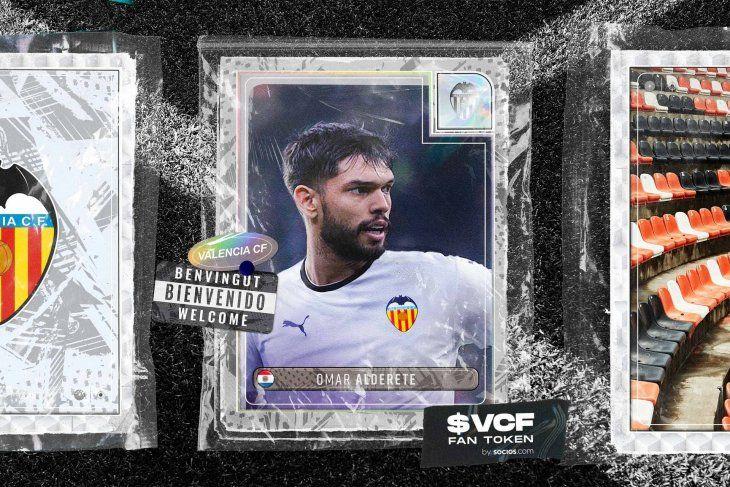 Así presentó Valencia a su nuevo jugador.