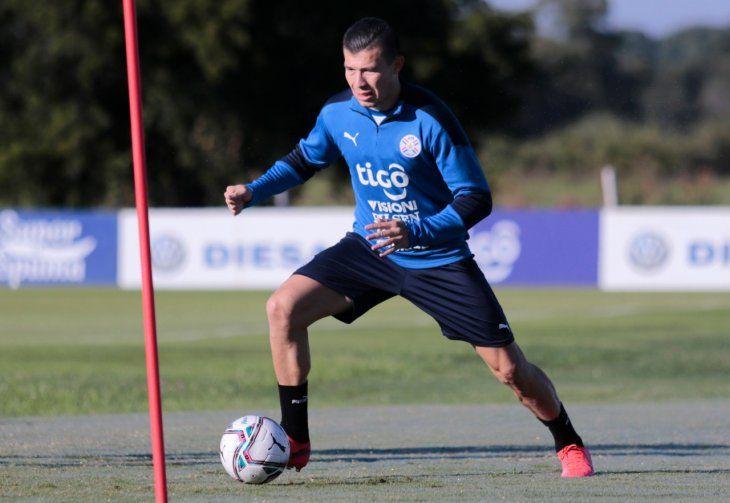 Brian Samudio será jugador del Toluca.