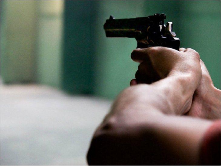 En el suceso registrado en la ciudad de J. Augusto Saldívarse utilizó un arma de fuego