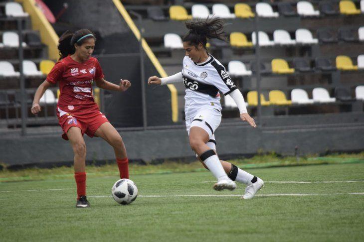 Nacional Humaitá le ganó 2-1 al conjunto de Olimpia.