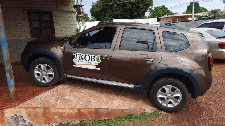 La Policía Nacional aprehendió a Isidro Gabriel Paredes Arzamendia