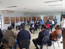El viceministro de Seguridad Interna, Pablo René Ríos, presidió este lunes la conformación del Consejo de Seguridad y Desarrollo Distrital en la ciudad de Concepción, donde escuchó reclamos de inseguridad relacionada a abigeatos, asaltos, despojos y robos domiciliarios.