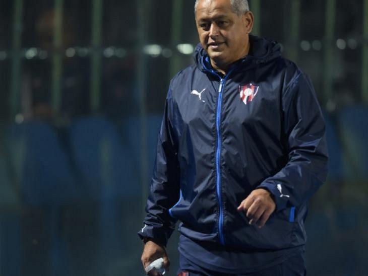 Arce se refirió al arbitraje paraguayo.