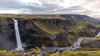 Un equipo de geólogos cree que Islandia podría ser una parte expuesta de lo que sería un enorme continente que se hundió en el norte del océano Atlántico.
