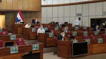 Los senadores rechazaron y archivaron los pedidos de pérdida de investidura de los senadores Javier Zacarías Irún, Rodolfo Friedmann y Sixto Pereira.