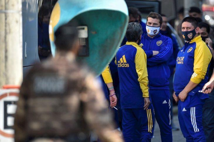 Boca Juniors buscará dar la vuelta y enfocarse en el torneo local.