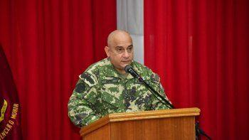 El coronel Narciso Domingo López Basualdo fue nombrado como comandante interino del Comando de Operaciones de Defensa Interna (CODI), en reemplazo del general Félix Díaz.