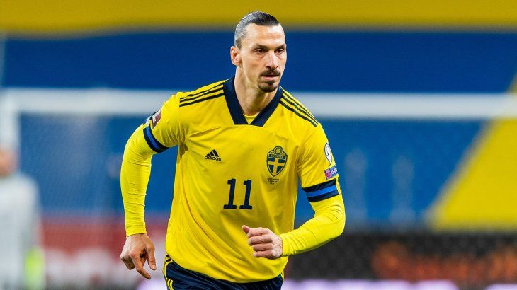 Zlatan Ibrahimovic se perderá la Eurocopa con Suecia por una lesión en la rodilla.