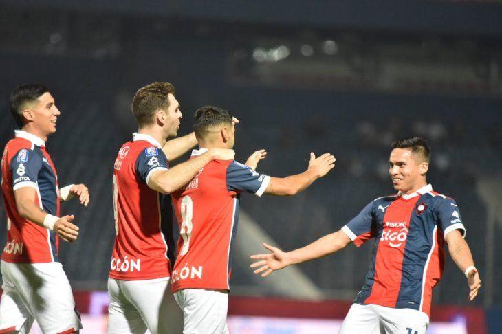 Cerro Porteño venció a Guaireña en La Nueva Olla.