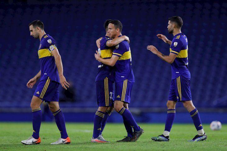 Un partidazo en la Copa Libertadores.