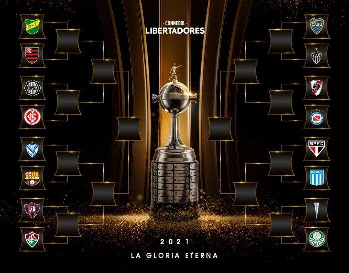 El camino a la gloria en la Copa Libertadores.