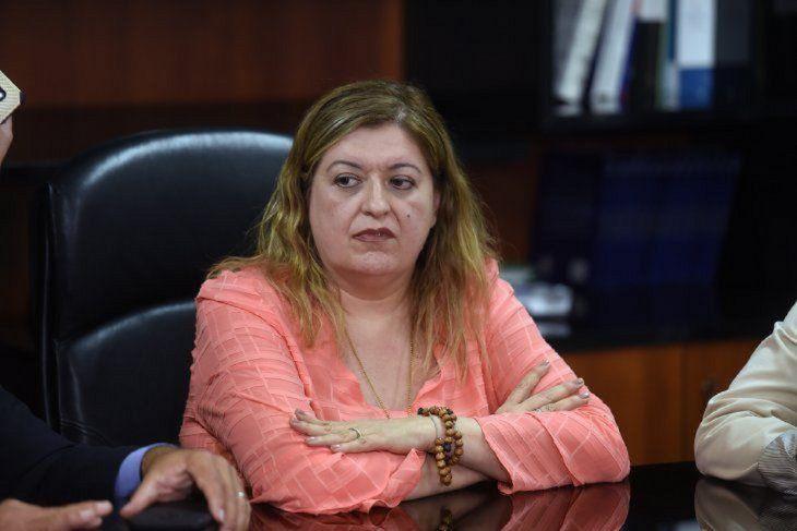 Sandra Quiñónez en el blanco de las críticas ante fallas del Ministerio Público durante la búsqueda de la joven Analía Rodas.