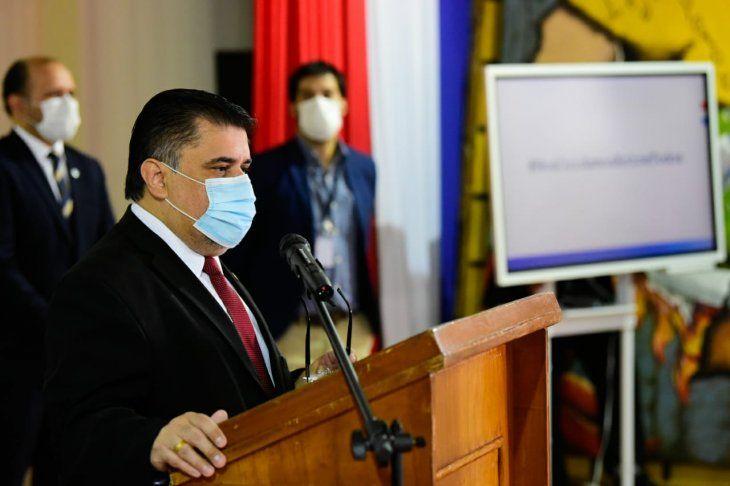 Varios funcionarios del Ministerio de Salud