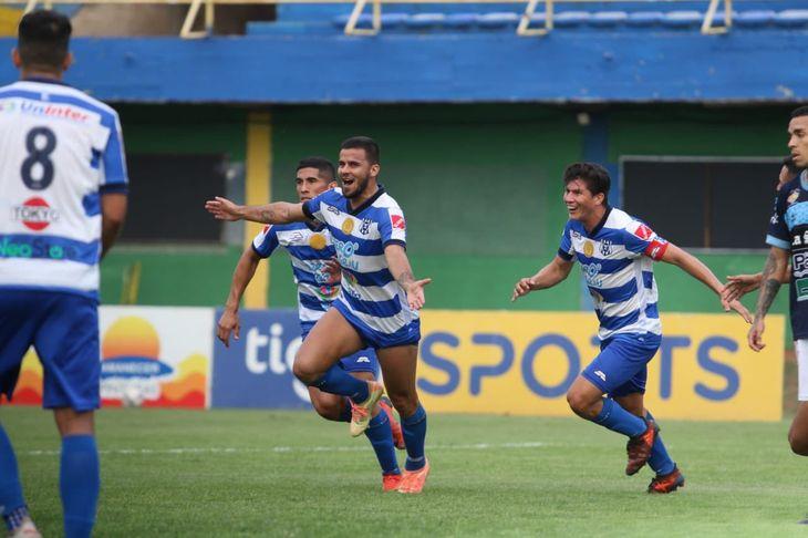 2 de Mayo se clasificó a los octavos de final de la Copa Paraguay.
