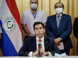 El ministro de Relaciones Exteriores, Federico González, afirmó que se actuó con transparencia y están a la espera de la resolución del Tribunal Arbitral.