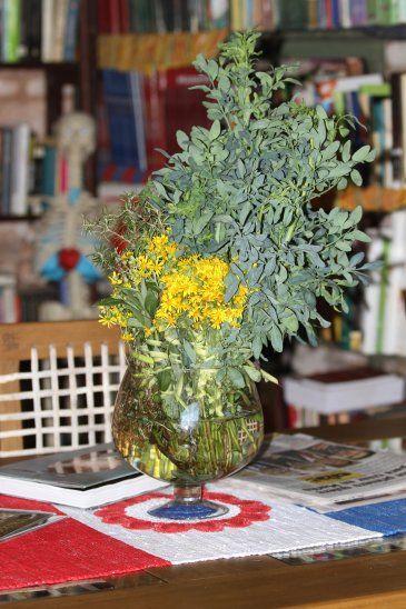 Al carrulim se suma la bebida de las siete hierbas cada 1 de agosto.