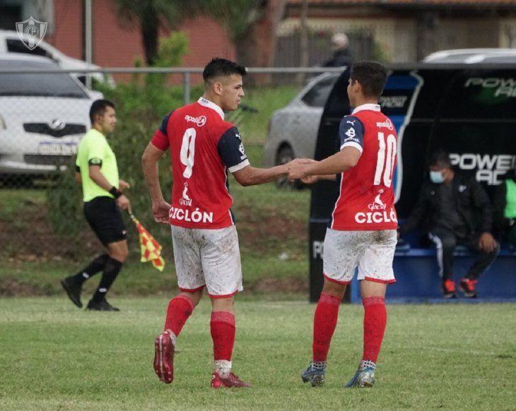 Hernán Acuña y Jorge Campos se sumaron este jueves al cuerpo técnico de Francisco Chiqui Arce en Cerro Porteño.