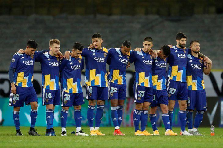 Boca Juniors hará aislamiento durante 7 días.