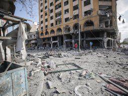 La OMS instó a que se atiendan de forma inmediata las necesidades humanitarias de la población civil en el conflicto en Oriente Medio y se garantice la atención médica.