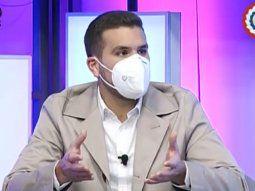 El jefe de Gabinete de la Presidencia, Hernán Huttemann, participó este sábado en el programa La Lupa, emitido por Telefuturo, en donde calificó de inadmisible el comentario de Mauricio Espínola.