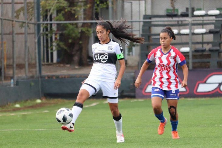 Olimpia empató 0-0 con Libertad Limpeño en el arranque de la segunda fecha del Torneo Clausura de Fútbol Femenino 2021.
