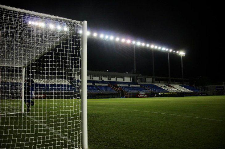 Estadio Arsenio Erico del Club Nacional.