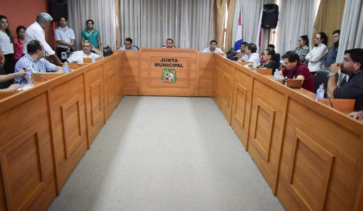La Junta Municipal de San Lorenzo aprobó este martes la realización de una auditoría externa a la gestión del intendente Albino Ferrer