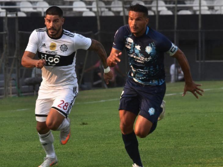 Equipo mix. Jorge Recalde será de los habituales titulares que hoy jugarán en el Parque del Guairá.