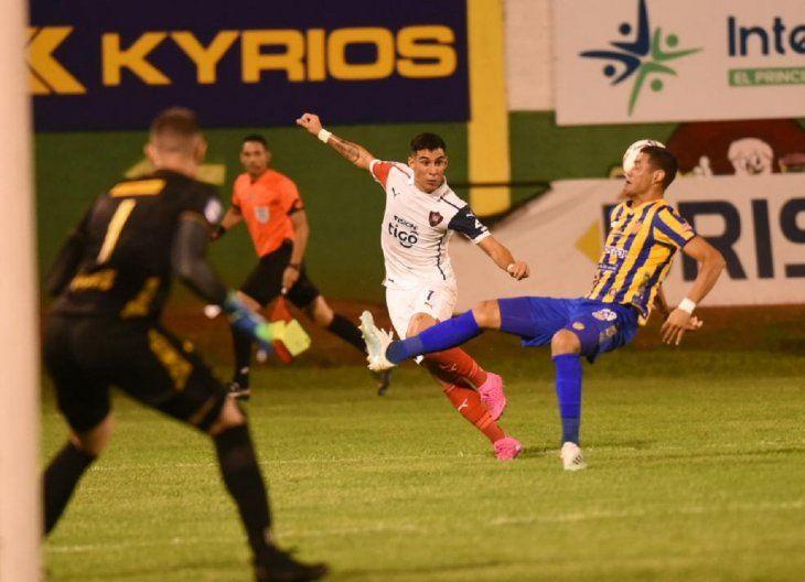 Gran juego entre Luqueño y Cerro Porteño.