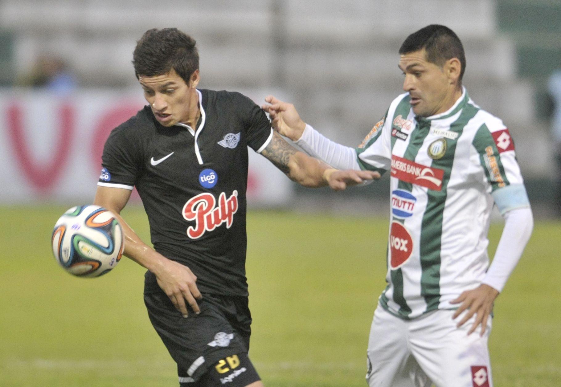 Denis Caniza se retirará del fútbol profesional ante 12. Foto: Última Hora