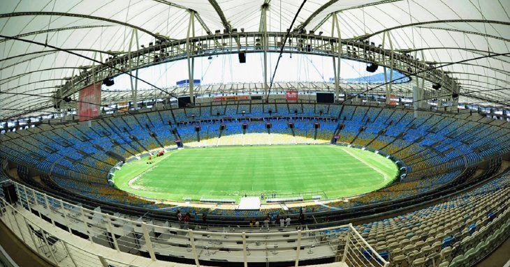 Flamengo jugará con público en el Maracaná contra Olimpia.