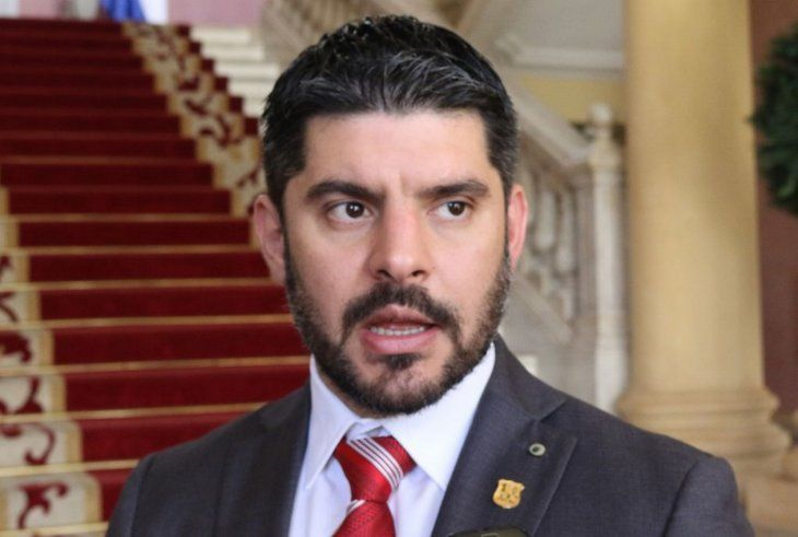 Óscar Rodríguez Cuatro ejes El intendente quiere aumentar la red de desagüe pluvial del 22% existente al 50%; la puesta a punto de las calles