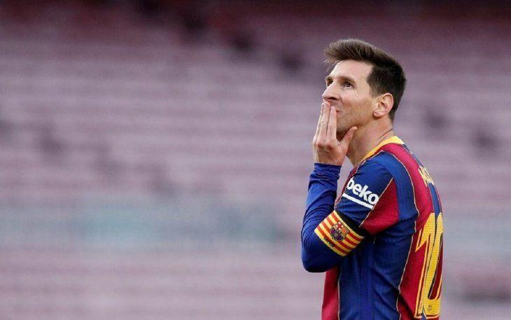 Lionel Messi no seguirá en Barcelona.
