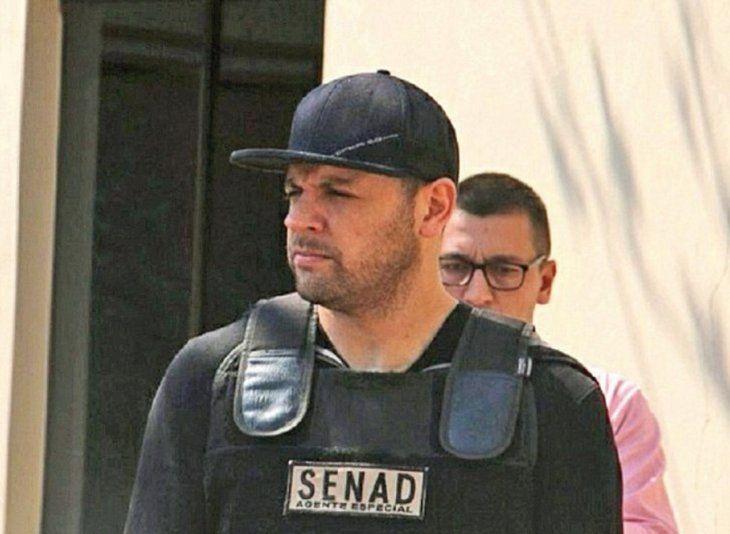 Reinaldo Cucho Cabaña se encuentra imputado por los supuestos hechos de tráfico de drogas