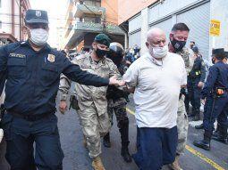 La jueza penal de garantías Lici Teresita Sánchez ordenó el arresto domiciliario de Paraguayo Cubas,  de 59 años, que deberá cumplir en su vivienda ubicada en Área 1 de  Ciudad del Este.