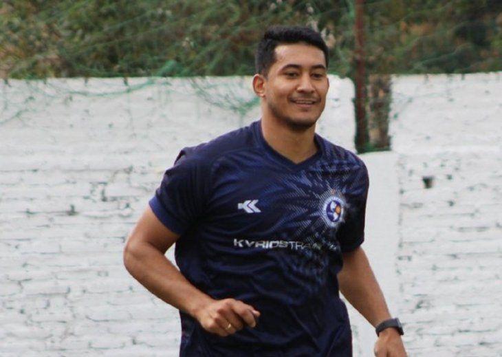 Jorge Aguilar se convirtió en el nuevo refuerzo de Sol de América para pelear el Torneo Clausura y la Copa Paraguay.