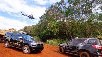 Se trata de la Operación Importunus 3, que fue un trabajo conjunto entre la Policía Federal, el Batallón de Policía de Frontera (Bpfron) y la Policía Militar, entre otras instituciones.